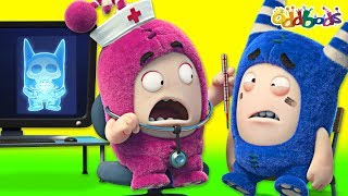 Download Video Oddbods | DOCTOR DUBIETY | Funny Cartoons For Children MP3 3GP MP4