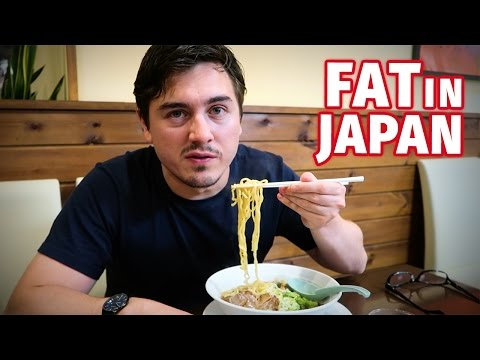 DONT GET FAT IN JAPAN