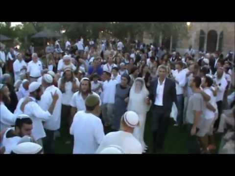 Traditional Israeli Wedding in Judea