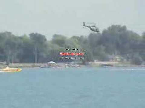 Offshore boat race, St. Clair Riverfest