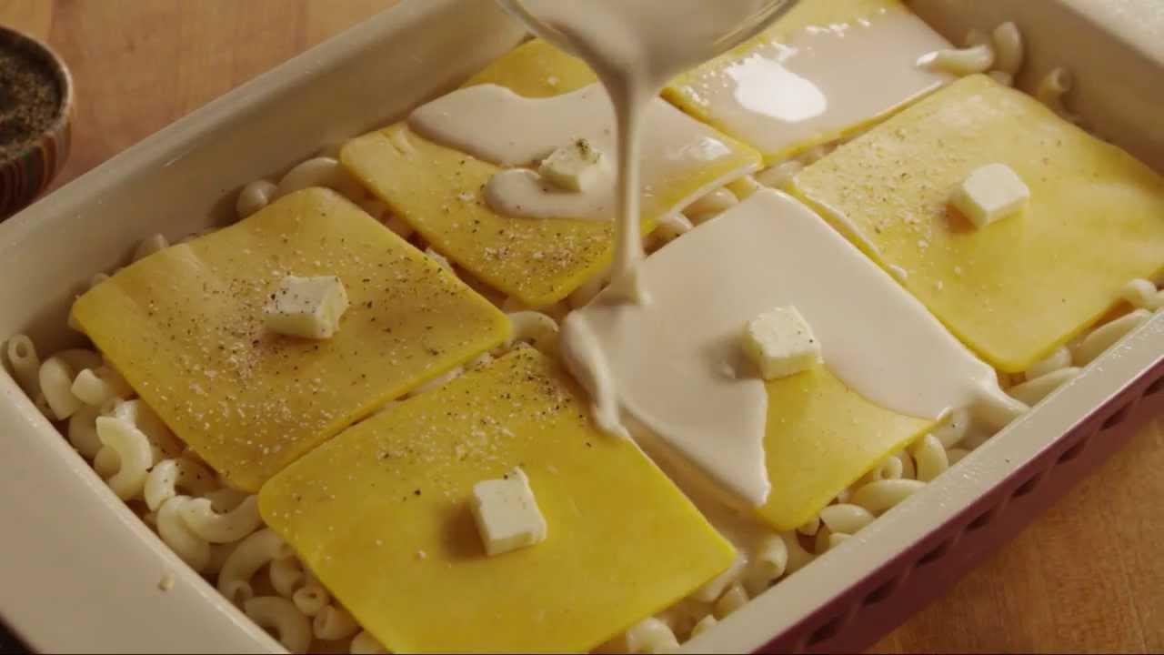 How To Make Classic Macaroni And Cheese Macaroni And Cheese Recipe Allrecipes Com Youtube