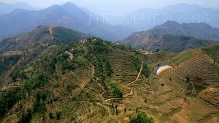 Frequent Flyers Project #2 - Paragliding in Nepal