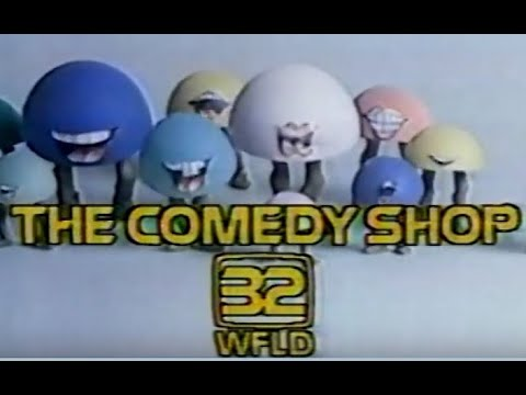WFLD Channel 32 - The Comedy Shop (Partial Episode, 1980)