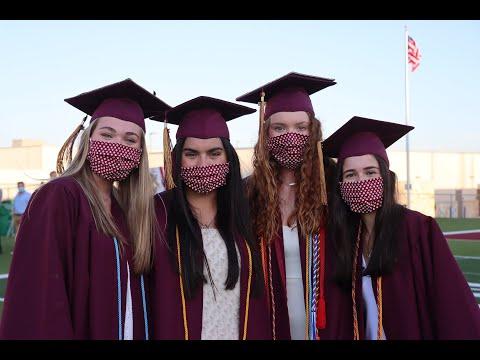 Dripping Springs High School Graduation