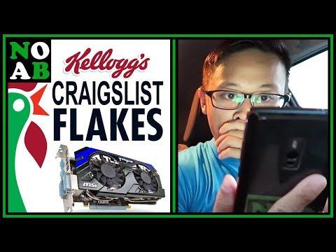 Craigslist FLAKES - Unsuccessful PC Hardware Pickup (Craigslist Ride Along #10)