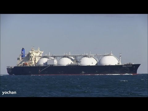 LNG Tanker: ENERGY ADVANCE (Manager: Tokyo LNG Tanker - Tokyo Gas Group, IMO: 9269180) Underway