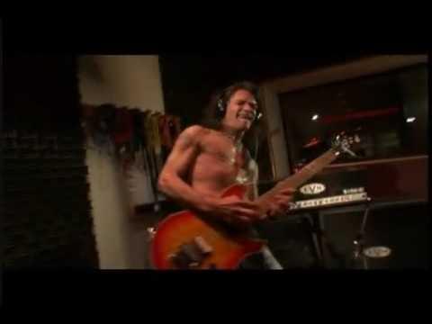 Eddie Van Halen - Catherine ( 5150 Studio )