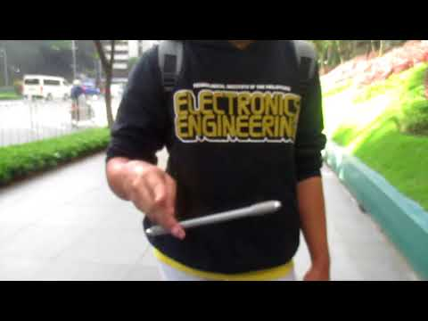 Pen Spinning in Makati!!