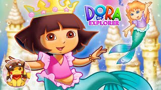 Dora The Explorer Dora Saves The Mermaids   Full Game [ps2 Hd] (nick Jr. Games)