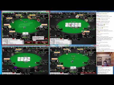 Poker Strategy for Multitable Sit'n'Go Tournaments - Ghaleon