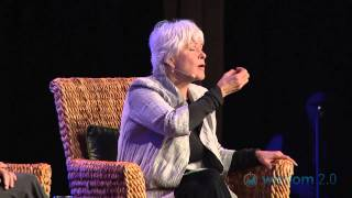 How Self inquiry Can Transform the Way We Live and Work: Byron Katie, Michelle Gale, Soren Gordhamer thumbnail