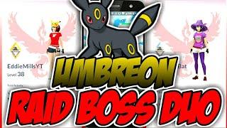 UMBREON DUO with ThatDarnbatEMG | Pokemon GO | Full HD