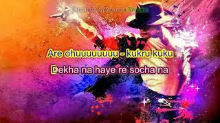 Dekha Na Hai Re Socha Na Hai - Bombay to Goa 1972 - Karaoke Highlighted Lyrics