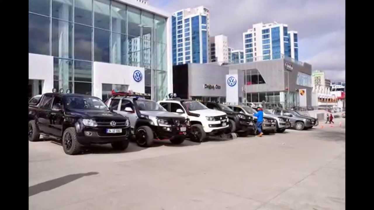 4x4 truck customs ankara doğuş oto Çankaya buluşması - youtube