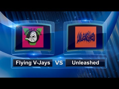 Flying V-Jays vs Unleashed - Pool Play - Women's Music City Kickball Open Open #MCKO2017