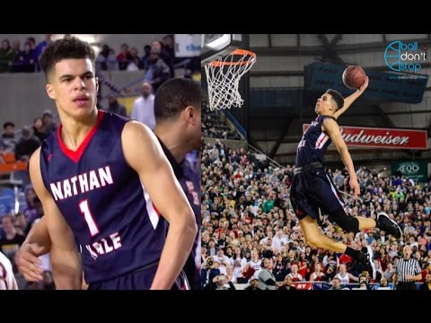 EPIC! Michael Porter Jr. Leads Nathan Hale to State Championship, Perfect Season