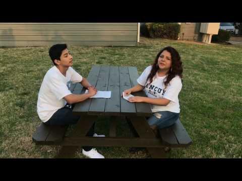 Icon Interview Plano Senior High School ( MLK & JOHN WAYNE)