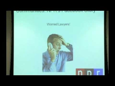 """""""How Andy Carvin took over NPR's Facebook Page from Student/Creator Geoff Campbell"""""""