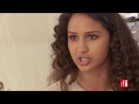 Houda Benyamina, réalisatrice de «Divines»: «c'est un film humaniste !» #Cannes2016