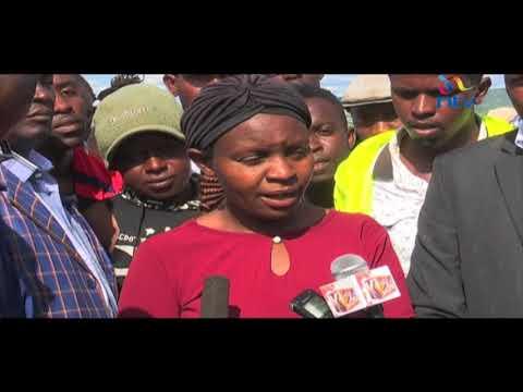 NMG pension scheme land grab: Machakos high court deputy registrar visits disputed land