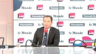 Benoît Hamon répond aux auditeurs de Questions politiques