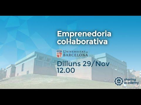 En la Universitat de Barcelona el 29 de noviembre