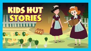 Kids Hut Stories - Tia and Tofu Storytelling || Moral and Learning Stories In English For Kids