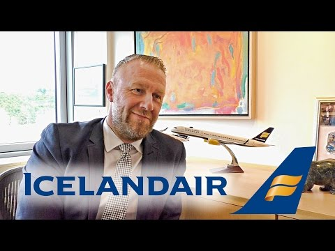 Icelandair CEO on Joining An Alliance, Hekla Aurora & More | Airline Profiles Episode 4