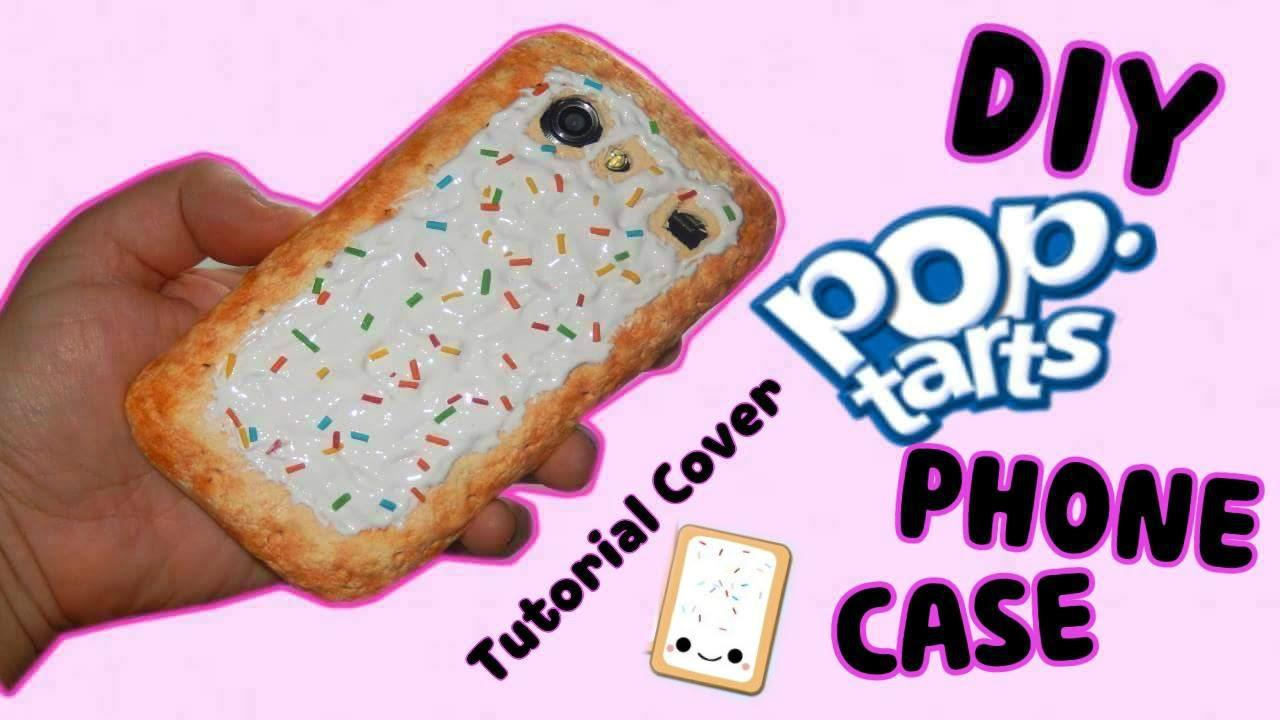 DIY : Pop Tart Phone Case Tutorial - Cover in silicone :: Iolanda ...
