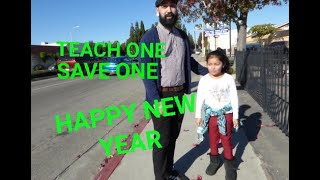 Teach our Children well THX CHRIS & DAUGHTER HAPPY NEW YEARS