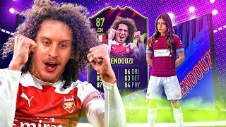 OMG THE FRENCH BABY GULLIT?! 87 FUTURE STAR GUENDOUZI! FIFA 19 Ultimate Team