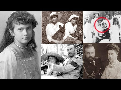 Unknown Surprising Facts About Anastasia Romanov || Pastimers