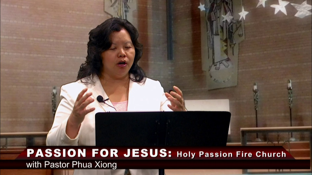 HOLY PASSION FIRE: The secret to the power of God with Pastor Phua Xiong.