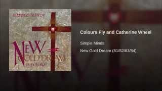 Colours Fly and Catherine Wheel