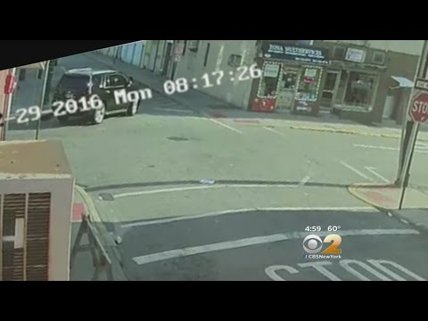 West New York Hit-And-Run