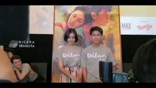 Download Video Presscon Trailer Film Dilan 1991 - Iqbaal Ramadhan & Vanesha (17-01-2019) MP3 3GP MP4