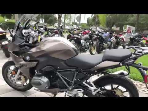 2018 bmw r 1200 rs frozen bronze walkaround at euro cycles. Black Bedroom Furniture Sets. Home Design Ideas