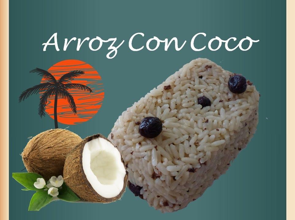 Receta de Arroz Con Coco colombiano Fácil - Recetas de ...