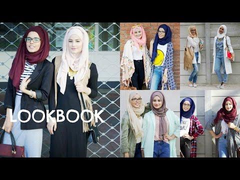 Back To School Lookbook! | Hijab Hills