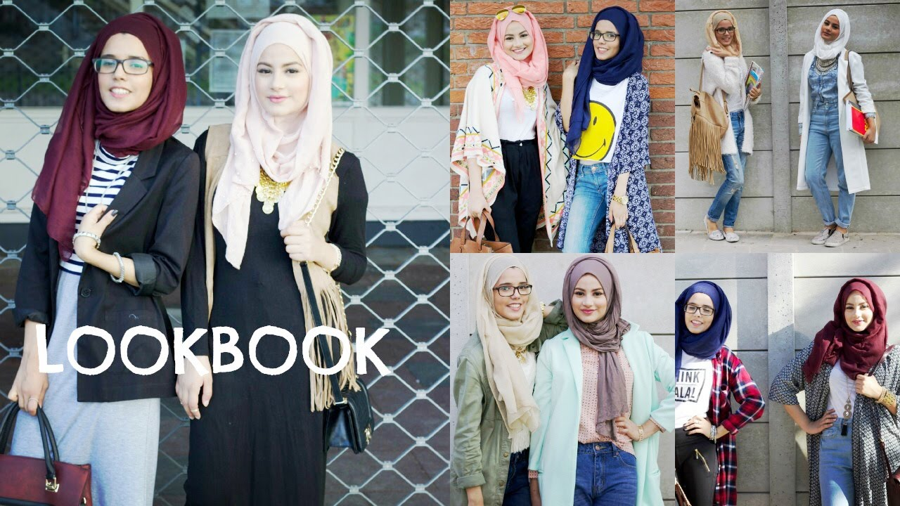 Back To School Lookbook Hijab Hills Youtube