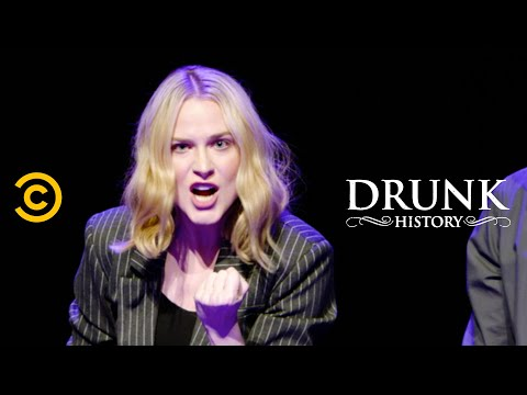 'Drunk History' voter event: Live reading of Emmy-nominated episode with Evan Rachel Wood, Seth Rogen, Colin Hanks and Jack McBrayer [WATCH]