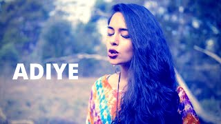 Adiye - Female version - LIVE by Amritha Shakti