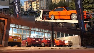 MMPower Garage 2JZ 1000Hp+  İle Ankara ENKA'da Nelermi Oldu?