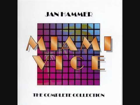Jan Hammer - Rain (Miami Vice)
