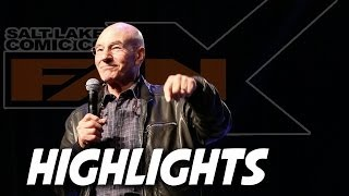 Highlights from Salt Lake Comic Con FanX 2014