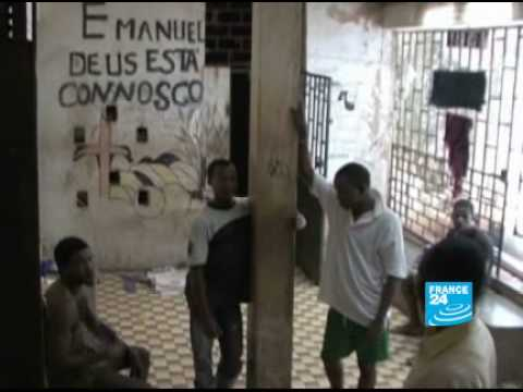 Overcrowded prisons crisis in Guinea-Bissau