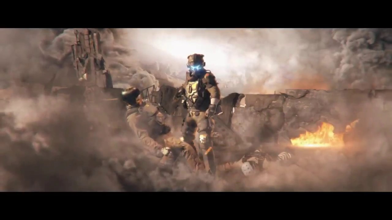 Titanfall 2~ Battle Scars Music Video (WARNING SPOILER AT END)