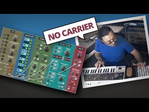 No Carrier—Thiago Pinheiro jams with Multiphonics CV-1