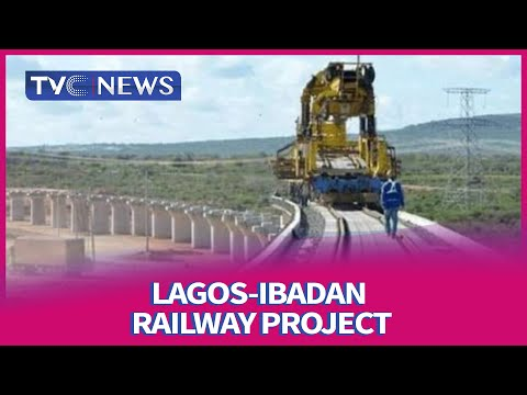 Skeletal services to start on the Lagos-Ibadan rail project in September