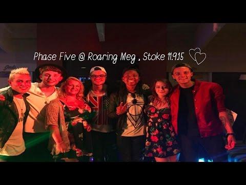 Phase Five So Damn Lucky | Stoke 2015
